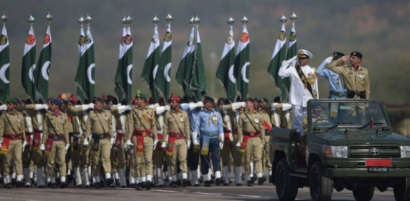 Nation celebrating Pakistan Day with resolution to ensure progress, traditional zeal and fervor