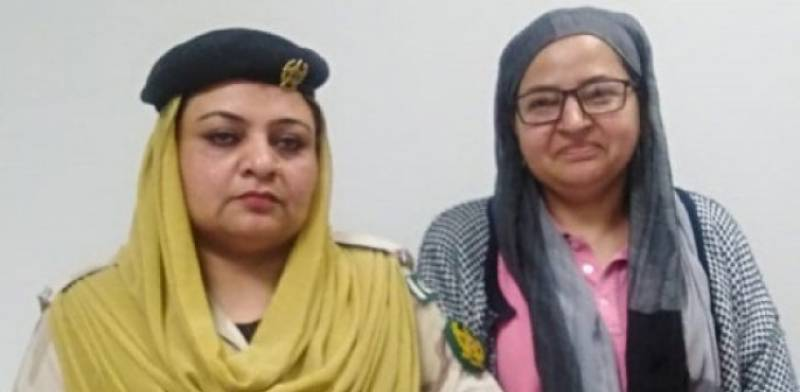 British Pakistani woman caught with 13kg heroin at Islamabad Airport