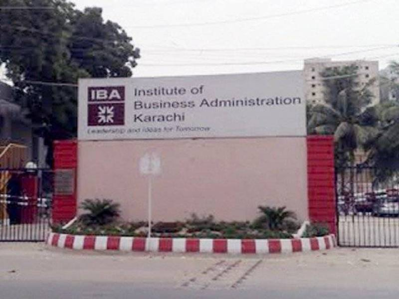 IBA, Unilever signed MoU to set up endowment fund