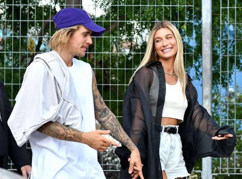 Did Justin Bieber just reveal that he and Hailey Baldwin are having a baby?
