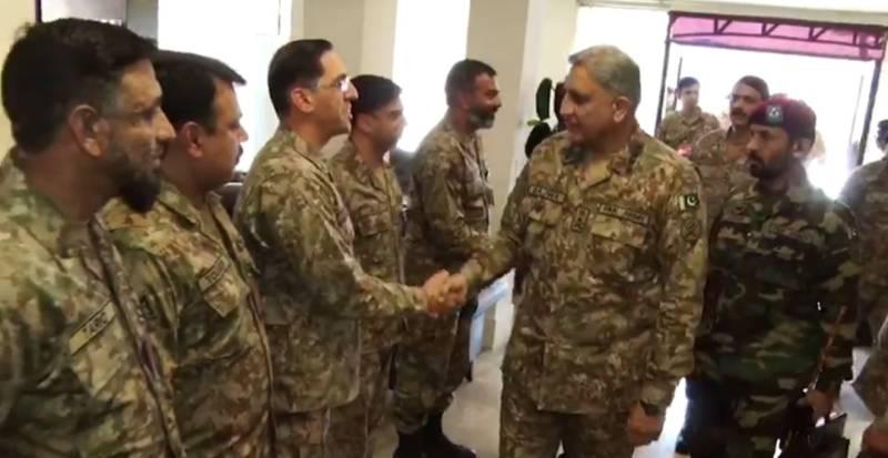 COAS Gen Bajwa says Balochistan is Pakistan's future