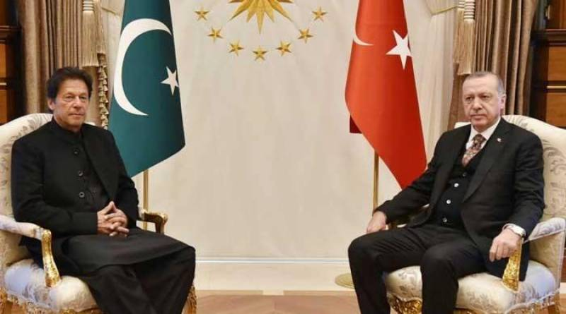 PM Imran congratulates Turkey's President Erdogan for local polls victory