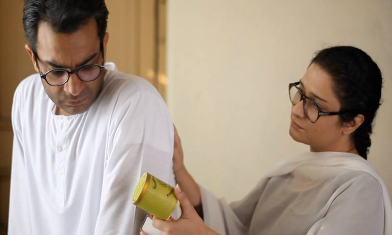 Sania Saeed and Sarmad Khoosat to perform theatre in Singapore
