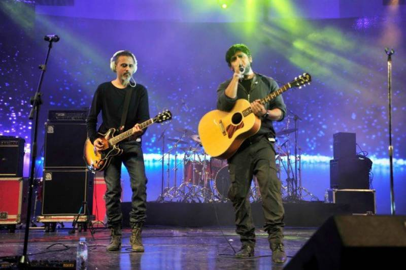 Tum Aasmaan Ho: Strings dedicate an inspirational song to special athletes of Pakistan