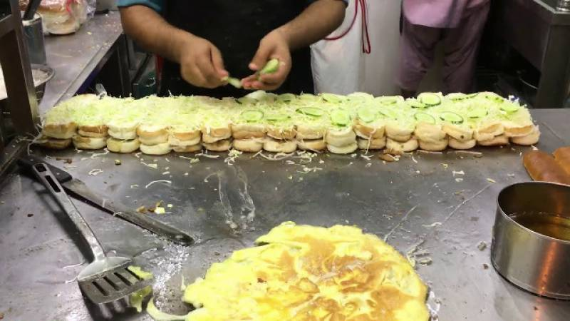 Won't McDonald's Bun Kabab drive street vendors out of business?