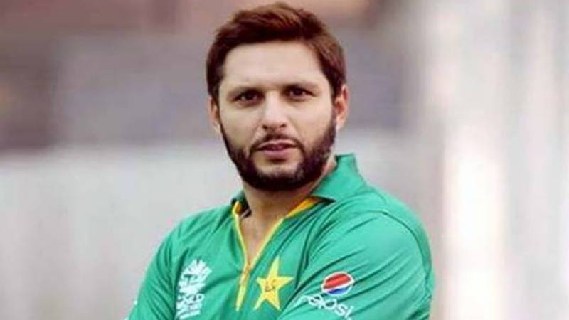 Shahid Afridi's biography is coming out on April 30