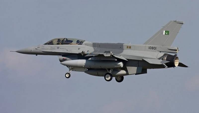 US officials expose India's claim of downing Pakistan F-16 fighter jet