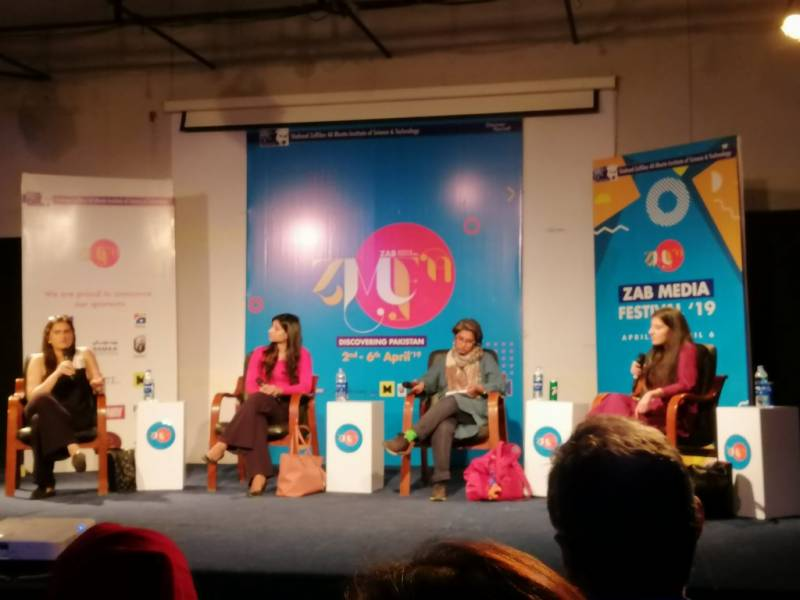 Female journalists discuss sexism that persists in Pakistan's media