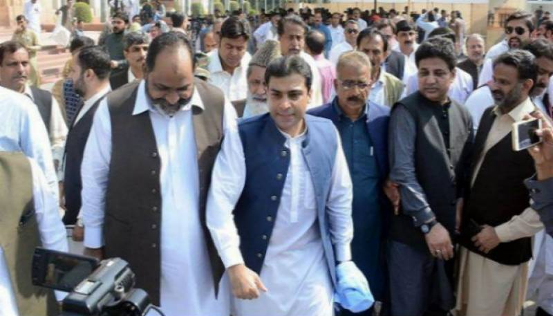 LHC grants interim bail to Hamza Shehbaz Sharif