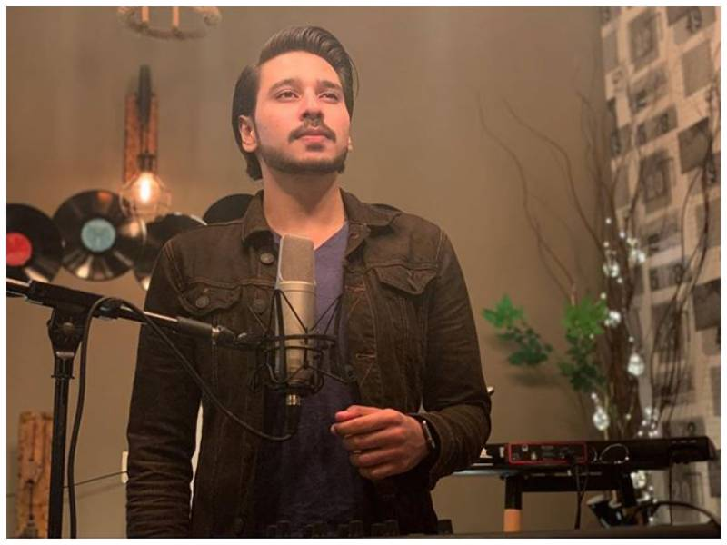 Shafqat Amanat Ali's son makes singing debut at 20