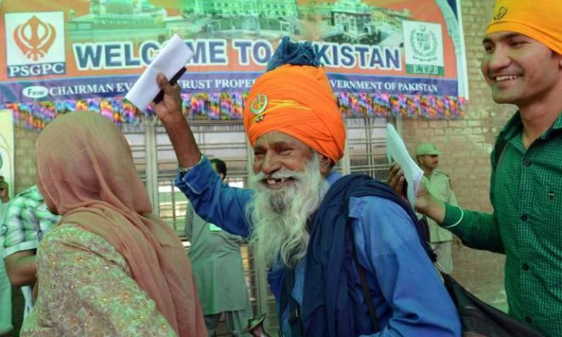 Pakistan issues 2,200 visas to Sikh pilgrims for Baisakhi celebrations