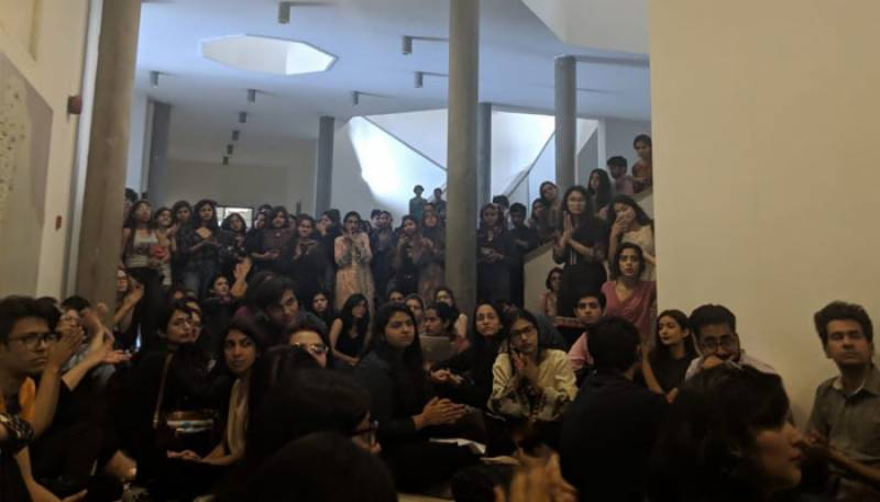 Pakistani Twitter applauds Lums female students after sexist Facebook group is exposed