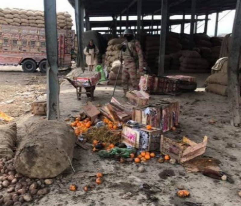 At least 21 dead, nearly 50 injured in Quetta market blast