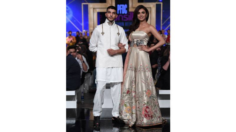 PFDC's 20th fashion is the epitome of grace and spunk with these looks