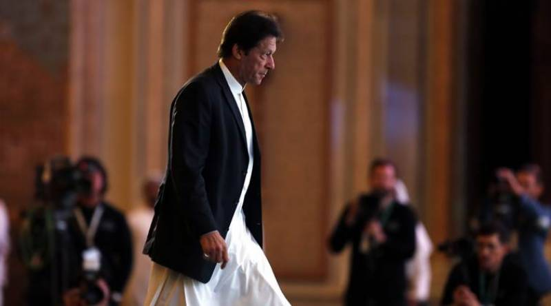 "PM Imran to visit China and Iran ""in next few days"""
