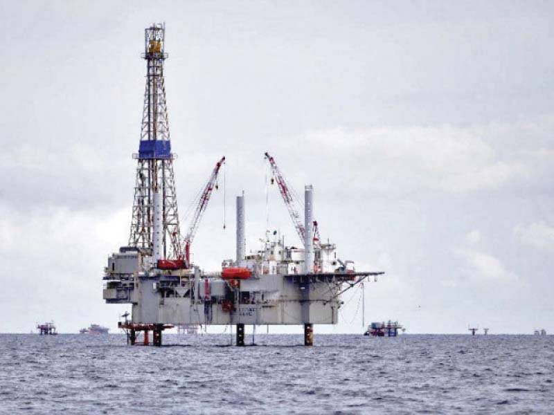 Oil drilling 'suspended' in Arabian Sea following technical fault