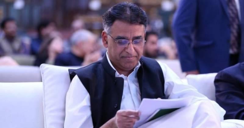 Reports of Asad Umar's removal as Finance Minister untrue: PM Spokesman