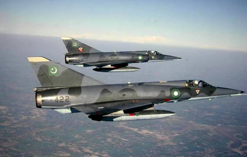 Pakistan seals deal for Egyptian Air Force Mirage Vs: report