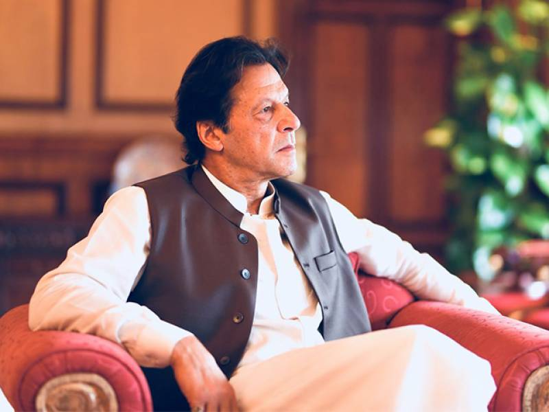 PM Imran makes it to Time's most influential people of 2019
