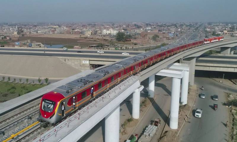Complete Orange Line Metro Train project till May 20, SC directs construction companies