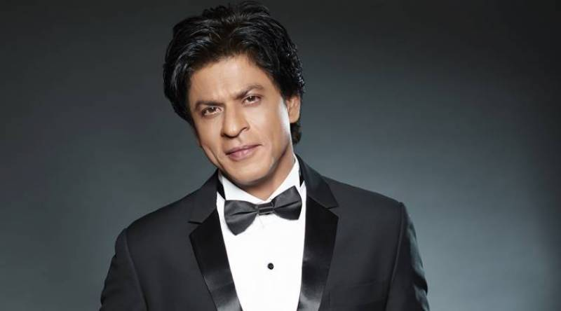 Shahrukh Khan announces he has taken a break from films