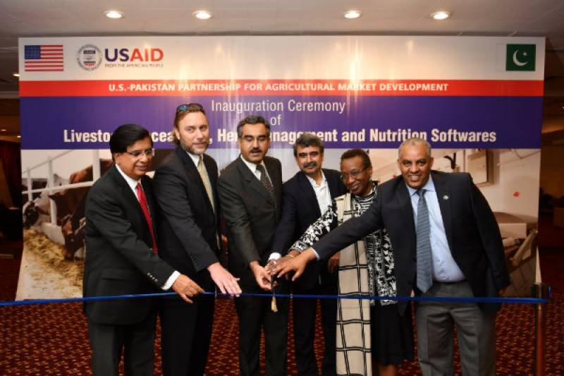 US software to improve Pakistan's Livestock sector