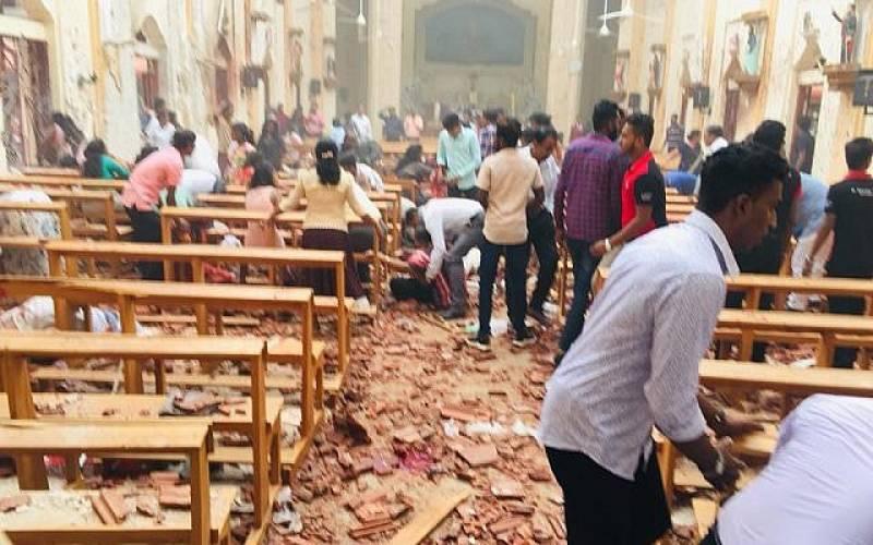 Easter Sunday attacks: Five Pakistani women 'injured' in Sri Lanka bomb blasts