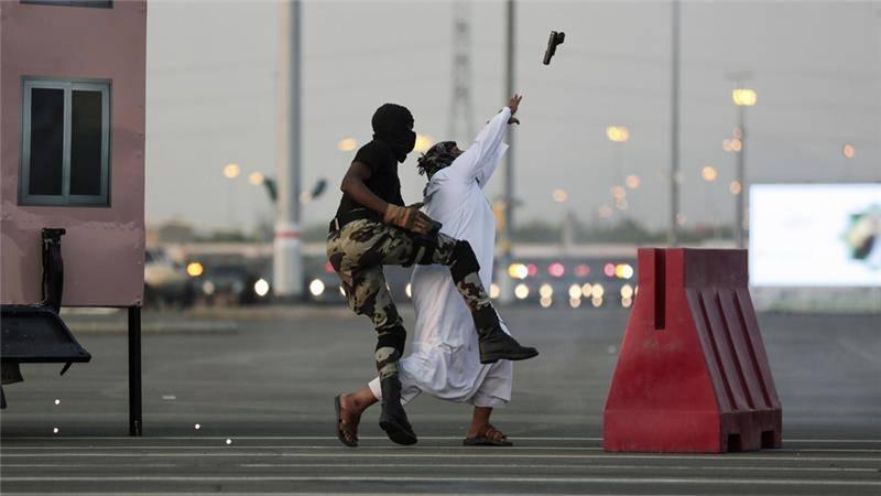 Four gunmen killed in 'foiled' attack on Saudi security forces near Riyadh