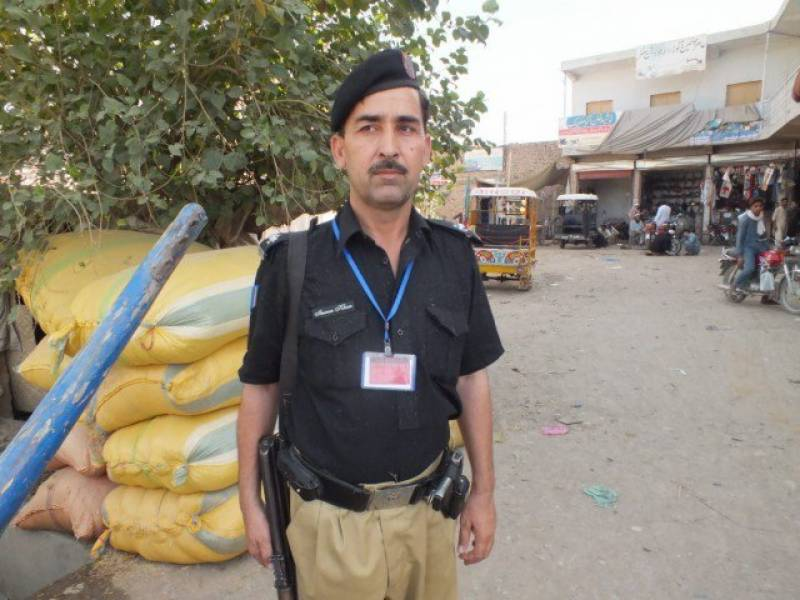 KP policeman deployed to secure polio workers martyred