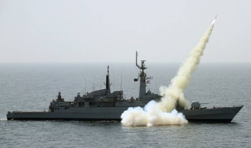 Pakistan Navy successfully test-fires indigenous cruise missile in Arabian Sea