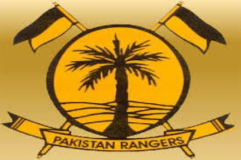 Major General Omar Ahmed Bukhari takes charge as DG Rangers Sindh