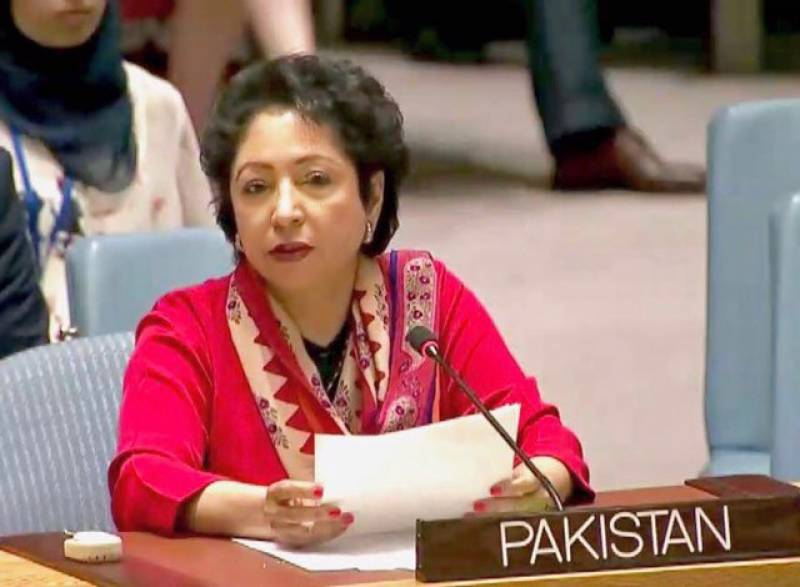 Pakistan joins international calls for an end to conflict-related sexual violence