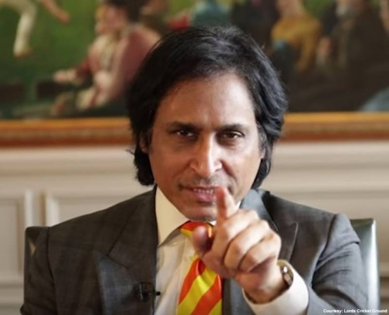 Political shows are mostly agenda driven, Ramiz Raja stands ground on political commentary