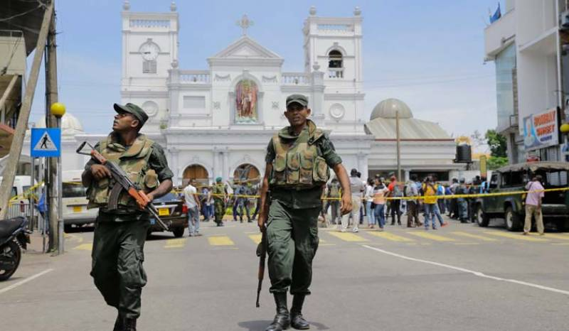 Ringleader of Sri Lanka Easter bombings was trained in India: report