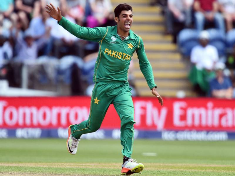 Shadab to return home on Monday from England
