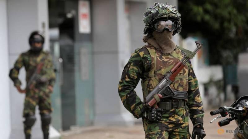 Sri Lanka forces gun battle with suspected militants leaves 15 dead