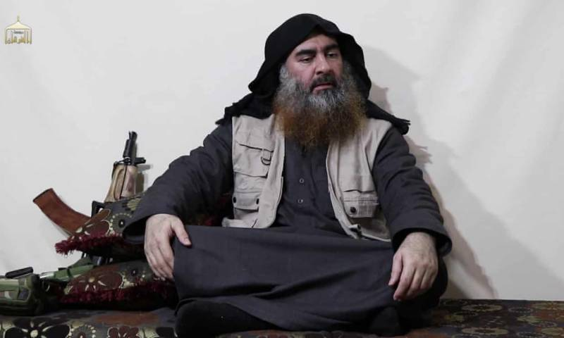 'The battle for Baghouz is over': IS chief Baghdadi appears in video for first time in five years