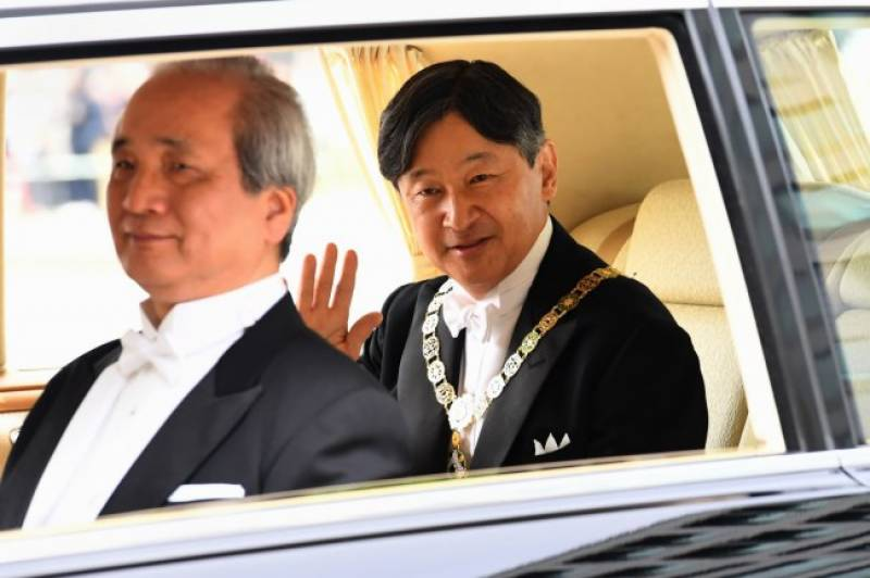 Japan begins new imperialist era as Emperor Naruhito ascends to Chrysanthemum throne