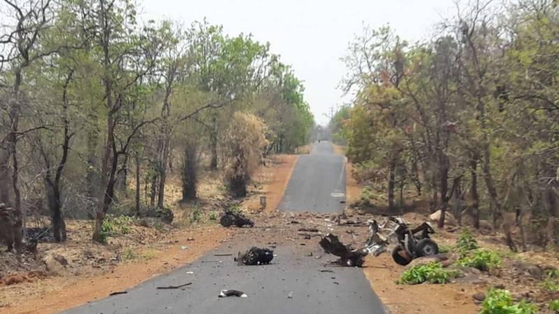 Maharashtra: 15 Indian police commandos killed in Maoist attack