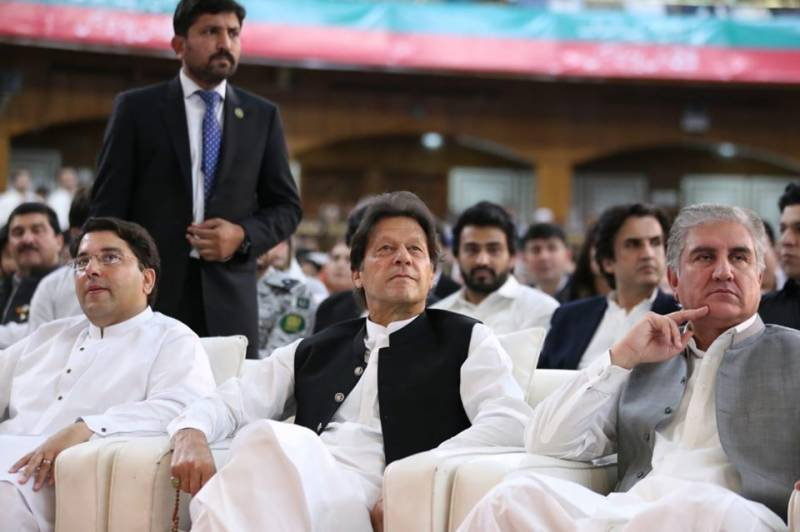 No military General propelled PTI into power, affirms PM Imran in party's foundation day address
