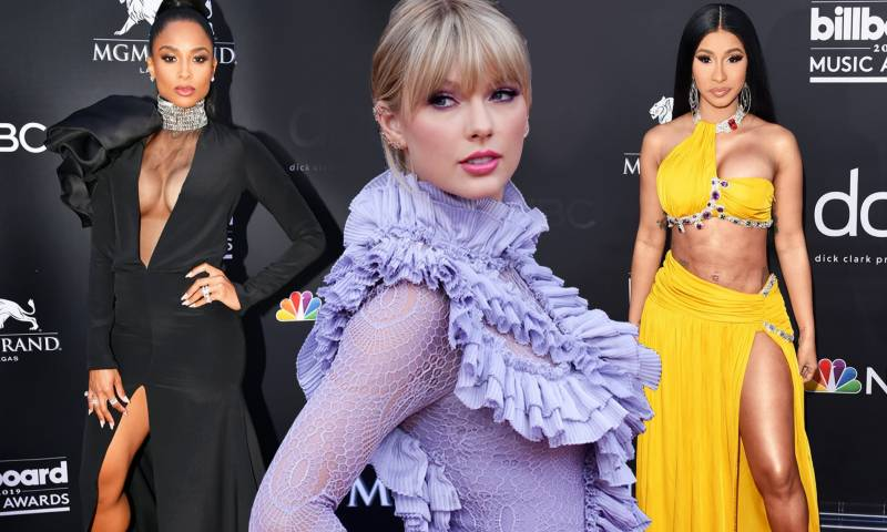 Billboard Awards 2019: Best dressed stars at the red carpet