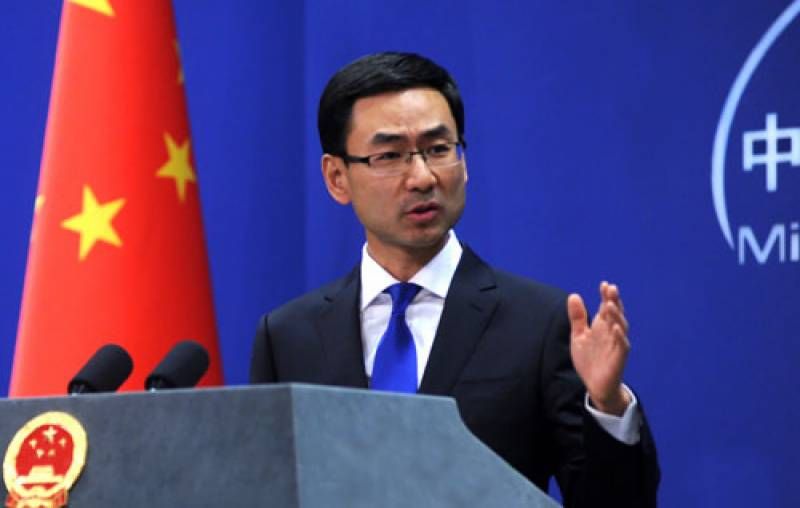 China's position on the Kashmir issue is clear-cut and consistent: Spokesperson