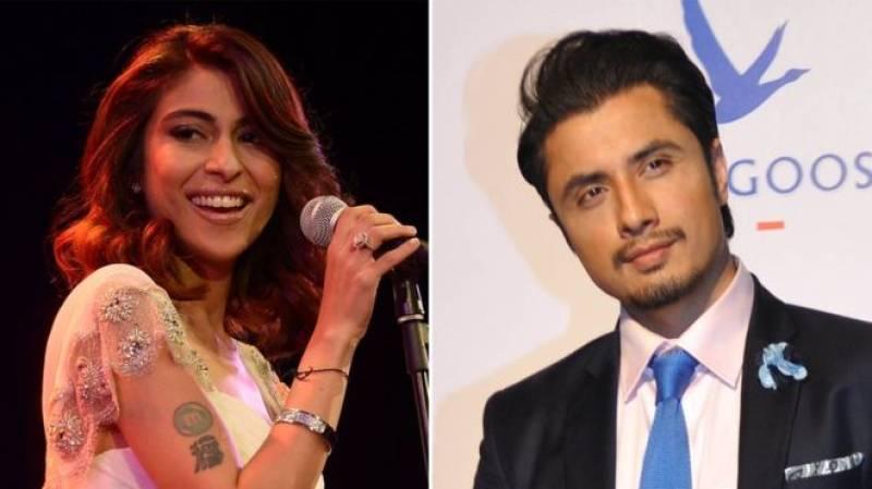 Meesha Shafi sends Ali Zafar a legal notice for making false statements against her