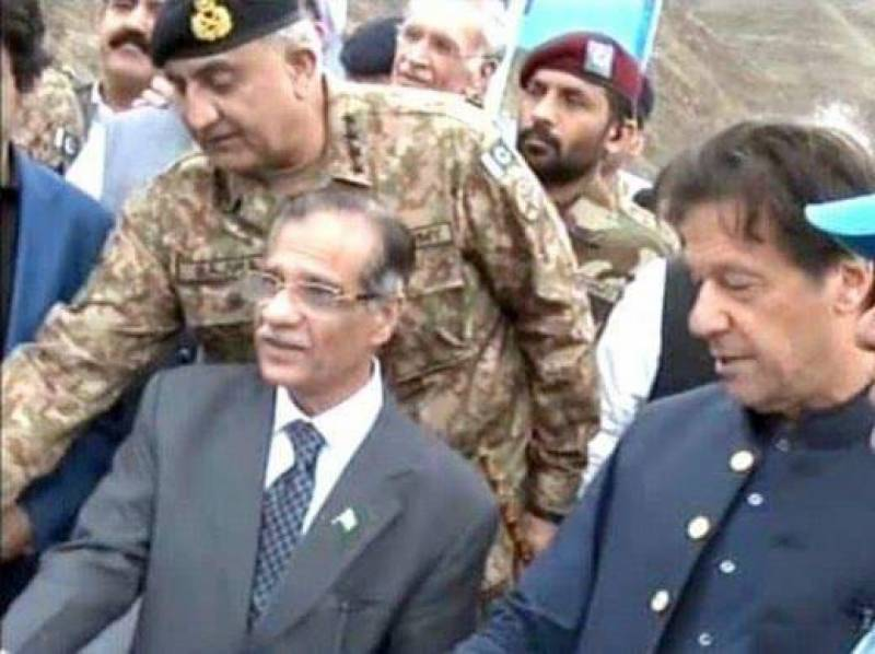 PM Imran performs groundbreaking of Mohmand Dam; attends Sport Gala in Tirah Valley