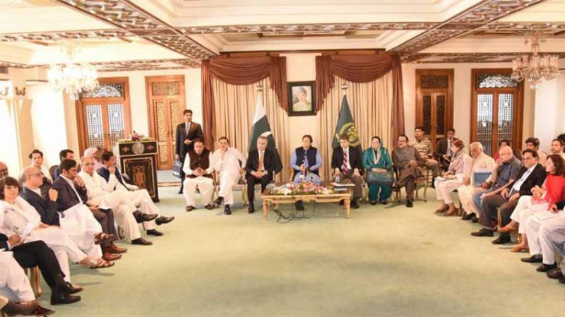 Govt introduces revolutionary bills in National Assembly: PM Imran