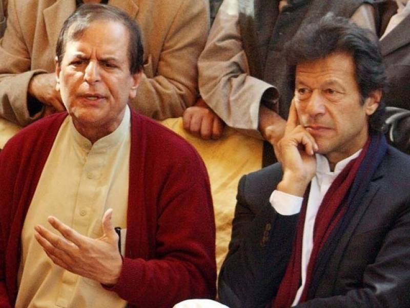 Javed Hashmi claims PTI leadership ready to reinclude him