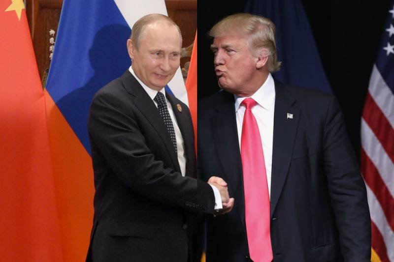 Trump-Putin hold hour-long conversation on issues including Mueller report