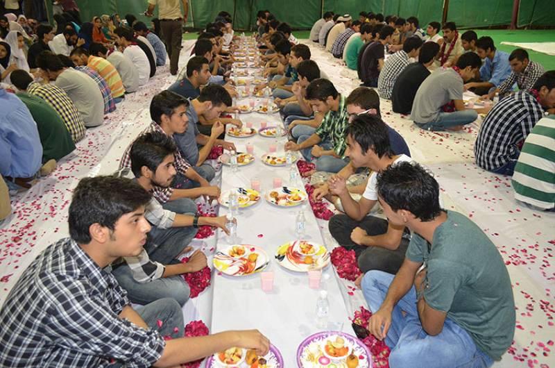 Karachi Seher and Iftar Timings Ramzan 2019