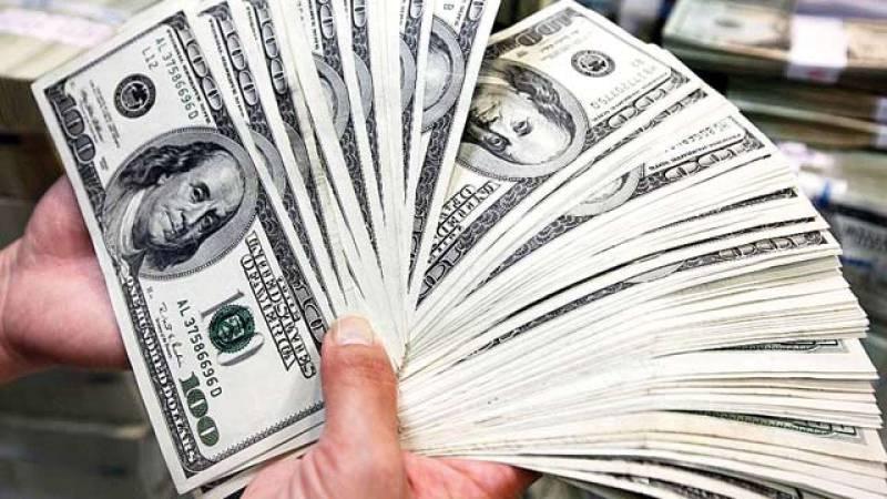 Dollar reaches Rs141.38