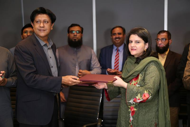 'ePermit': PITB, LDA join hands to implement online buildings construction plan approval system